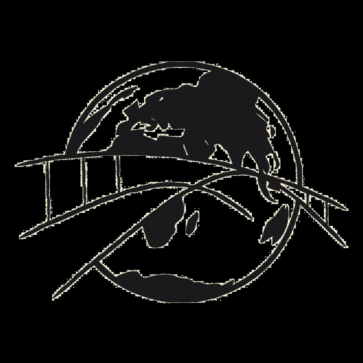 Brückenwind Logo Schwarz