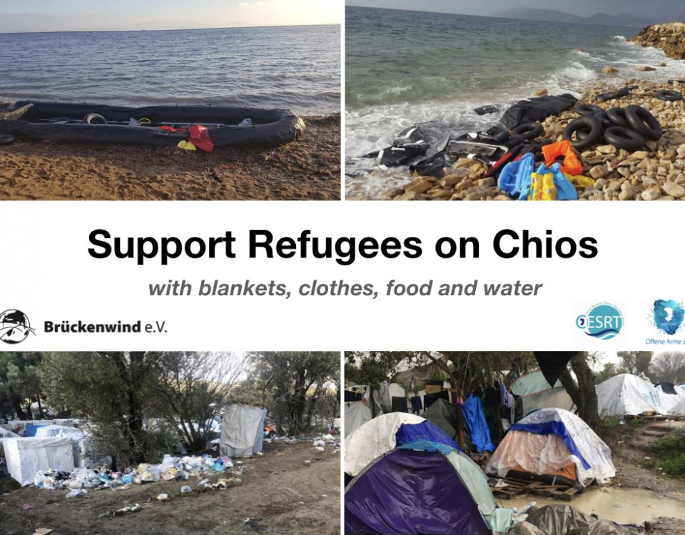 Support Refugees on Chios